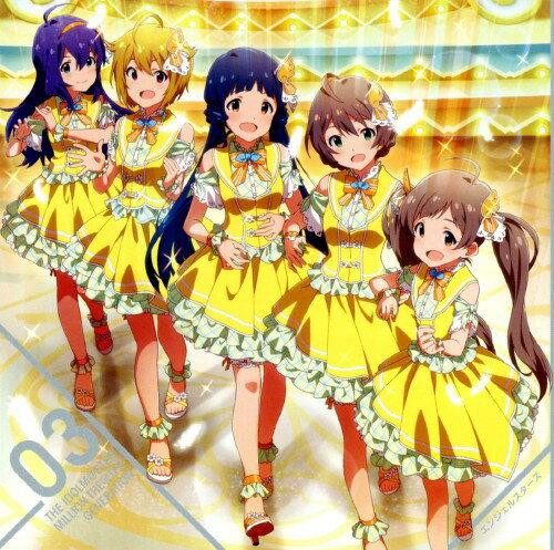 サウンドトラック, TVアニメ THE IDOLMSTER MILLION THETER GENERATION 03 Machico()()()()()CD