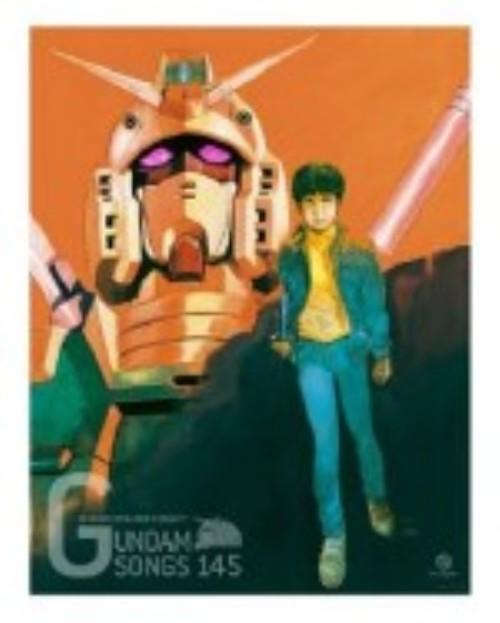 【中古】GUNDAM 30th ANNIVERSARY GUNDAM SONGS 145(初回生産限定盤)/オムニバスCDアルバム/アニメ