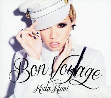 【中古】Bon Voyage(DVD付)/倖田來未CDアルバム/邦楽