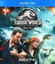 【中古】ジュラシック・ワールド/炎の王国 BD+DVDセット 【ブルーレイ】/クリス・プラットブルー