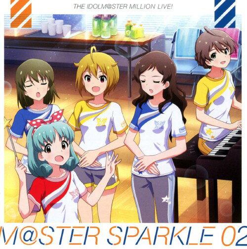 サウンドトラック, TVアニメ THE IDOLMSTER MILLION LIVE MSTER SPARKLE 02Machico()()()()()CD