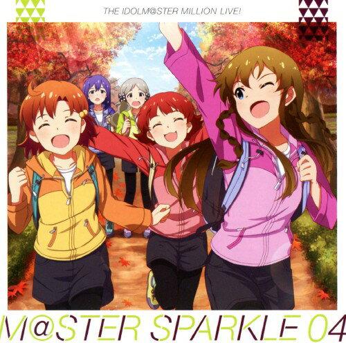 サウンドトラック, TVアニメ THE IDOLMSTER MILLION LIVE MSTER SPARKLE 04()()()()()CD