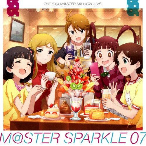 サウンドトラック, TVアニメ THE IDOLMSTER MILLION LIVE MSTER SPARKLE 07()()()()()CD