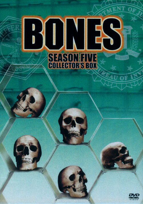 CHANEL 中古 BONES 5th BOX DVDDVDTV