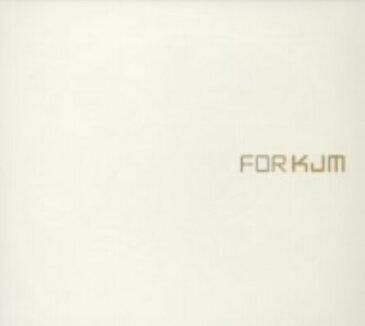 【中古】FOR KJM/KJM 10THCDアルバム/洋楽