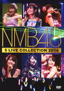 【中古】NMB48/5 LIVE COLLECTION 2014 BOX 【DVD】/NMB48DVD/映像その他音楽
