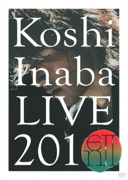 邦楽, その他 Koshi Inaba LIVE 2010 en2 DVDDVD