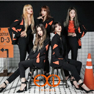 CD, 韓国(K-POP)・アジア TROUBLEEXIDCD