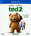 【中古】2.テッド ブルーレイ&DVDセット 【ブルーレイ】/マーク・ウォールバ