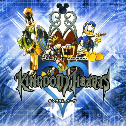 ゲームミュージック, その他 KINGDOM HEARTSCD