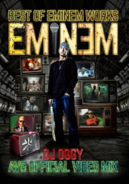 洋楽, その他 DJ OGGYBEST OF EMINEM WORKS AV8 OFFI DVDDJ OGGYDVD