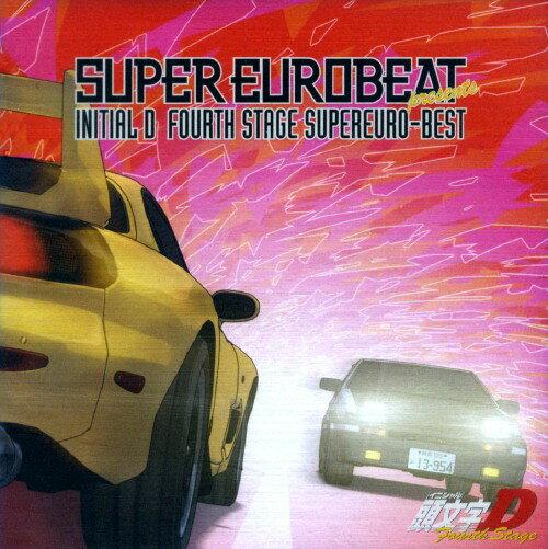 サウンドトラック, TVアニメ SUPER EUROBEAT presents D Fourth Stage SUPEREUROBESTCD