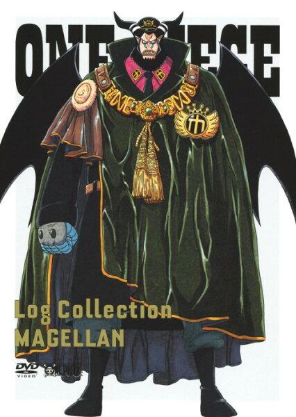 中古 ONEPIECELogCollection「MAGELLAN」 DVD /田中真弓DVD/コミック