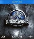 【中古】ジュラシック・ワールド(2015)BD&DVDセット 【ブルーレイ】/クリス・プラットブルー