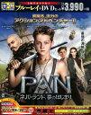 【中古】PAN ネバーランド、夢のはじまり BD&DVDセット 【ブルーレイ】/ヒュー・ジャックマンブルーレイ/洋画SF