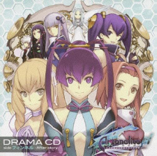 サウンドトラック, TVアニメ CD3sideAfter storyCDCD