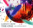 【中古】THE ONE〜ALL SINGLES BEST〜/GARNET CROWCDアルバム/邦楽