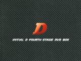 【中古】初限)頭文字D 4th Stage BOX 【DVD】/三木眞一郎DVD/コミック