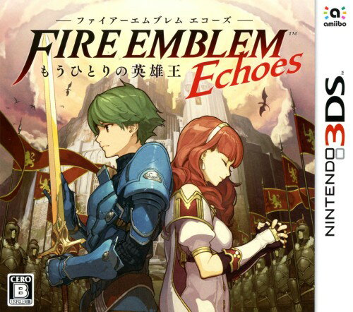 Nintendo 3DS・2DS, ソフト  Echoes :3DS