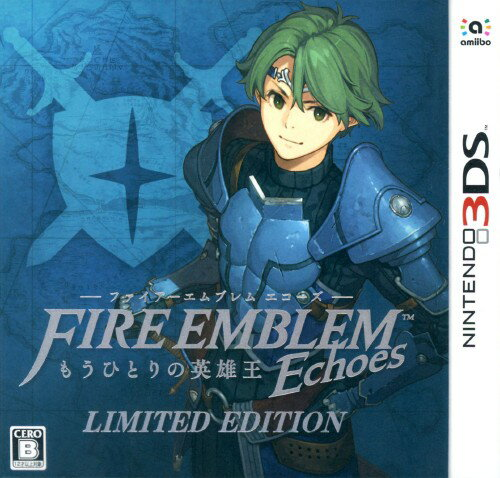 Nintendo 3DS・2DS, ソフト  Echoes LIMITED EDITION ():3DS