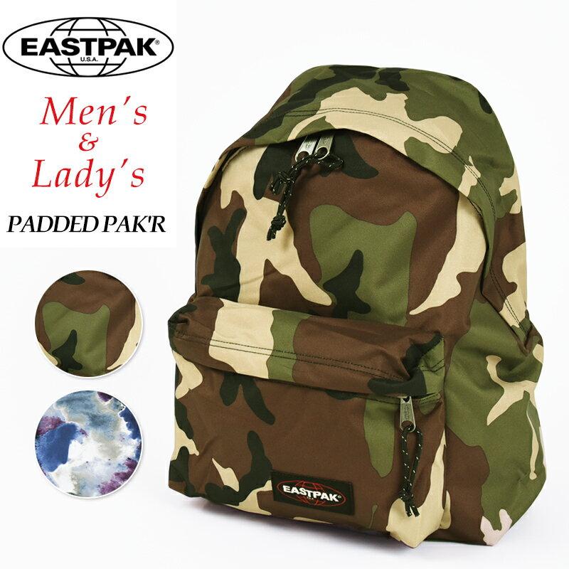 男女兼用バッグ, バックパック・リュック SALE 50OFF EASTPAK CAMODust Jan PADDED PAKR 24L EK620-1