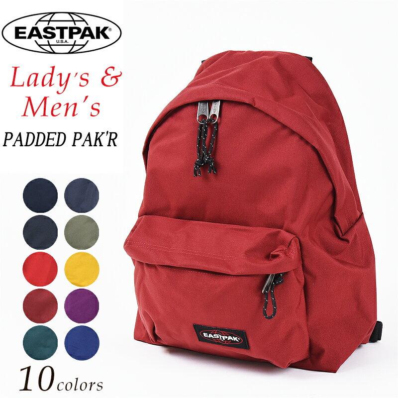男女兼用バッグ, バックパック・リュック SALE 50OFF EASTPAK PADDED PAKR 24L EK620