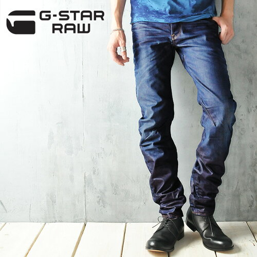 "G-STAR RAW ジースター ロウ 3D立体裁断デニムパンツ""ARC 3D SLIM""GSTAR 51030..."