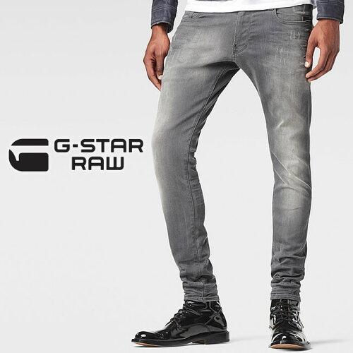 """G-STAR RAW(ジースターロウ) ストレッチスーパースリムジーンズ """"REVEND SUPER SLIM JEANS"""" 51010..."""