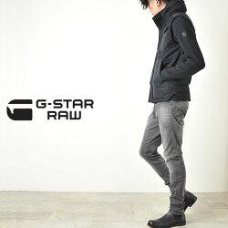 "G-STARRAWジースターロウヘリンボーンデニムダウンジャケット""WolkerPaddedVest""G-STAR82626F.7240"