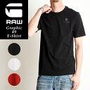 2019春夏新作 ジースターロウ G-STAR RAW グラフィック 49 半袖 Tシャツ メンズ 無地 おしゃれ D13344-4561