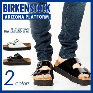 ビルケンシュトック アリゾナ プラットフォーム(レディース/細幅)BIRKENSTOCK AR…