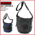 【BRIEFING ブリーフィング】【送料無料】 女子にもオススメ!コンパクトサイズのショルダーバッグ DAY TRIPPER /S BRF105219 BLACK/MOSS【コンビニ受取対応商品】