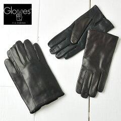 【Gloves グローブス】【送料無料】スマートフォン対応 革手袋 メンズ 79 レザーグローブ 羊革 タッチスクリーン対応 スマホ