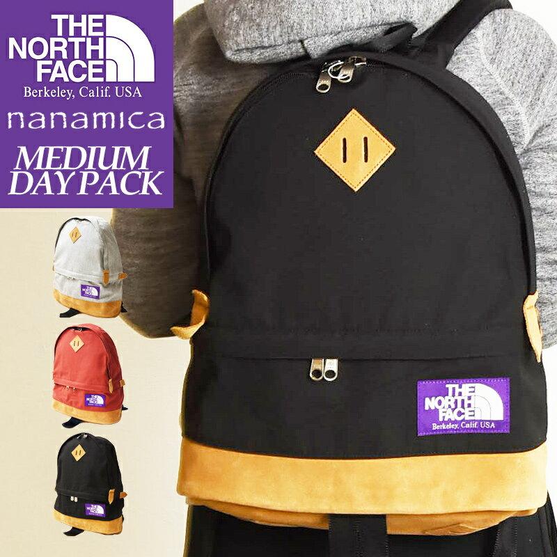 男女兼用バッグ, バックパック・リュック THE NORTH FACE PURPLE LABEL nanamica MEDIUM DAY PACK NN7507N