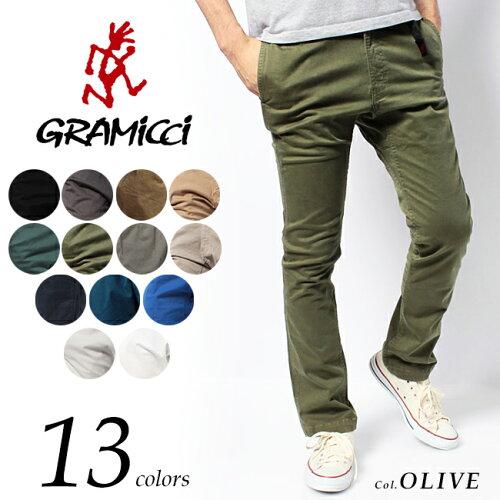 GRAMICCI グラミチ NNパンツ ニューナローパンツ/クライミングパンツ(13色)...