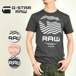 2016新作【10%OFF/送料無料】G-STARRAWジースターロウプリントTシャツメンズD01332.2757RINORRTS/SGSTAR