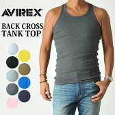 【送料無料】AVIREX アビレックス デイリータンクトップ 618363(6143503)avirex/アヴィレックス/タンク/メンズ【コンビニ受取対応商品】