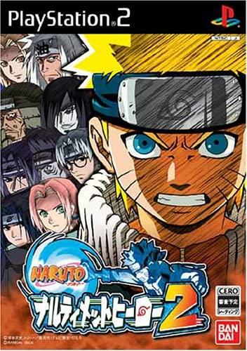 【中古】NARUTO-ナルト-ナルティメットヒーロー2 [video game] PS2画像