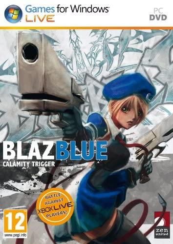 【中古】BlazBlue Calamity Trigger (PC) (輸入版) [video game]画像