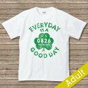 【GOOD DAY】名入れTシャツ