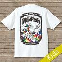 オリジナル名入れTシャツ 【wild fishing 】お誕生祝い プレゼント 内祝い 男の子 女の子 ギフト 名前入りTシャツ
