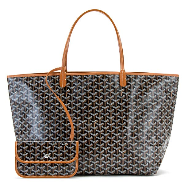 男女兼用バッグ, トートバッグ 34120 GM AMALOUIS GM 03 BLACK BROWN NOIR GOYARD 2020