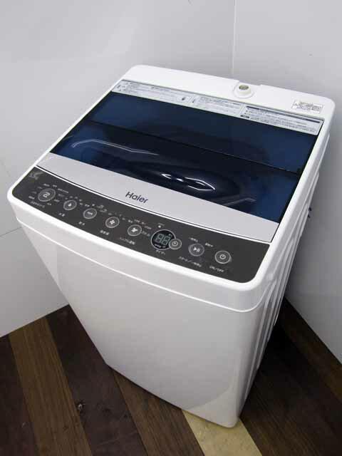 生活家電, 洗濯機  JW-C55A 5.5kg 2018 1 12