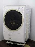 【中古】【洗濯機】東芝TW-117A6L(W)ドラム式洗濯乾燥機TOSHIBAZABOON洗濯11kg乾燥7kg左開きグランホワイト2018年製状態:B家電ファミリー向けサイズ大型激安価格安いおすすめ乾燥機能付き