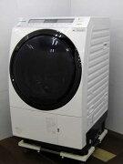 【中古】【洗濯機】パナソニックドラム式洗濯乾燥機NA-VX8900L-W左開き洗濯11.0kg乾燥6.0kgクリスタルホワイト家電ファミリー向けサイズ大型激安価格安いおすすめ乾燥機能付き