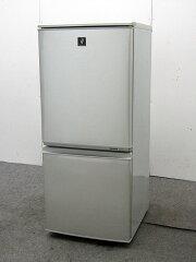 シャーププラズマクラスター冷凍冷蔵庫SJ-PD14X-N137Lシャンパンゴールド2013年製【あす楽】【中古冷蔵庫】【一人暮らし】【冷蔵庫】【◆S◆】【中古】【おすすめ】【RCP】【USED】
