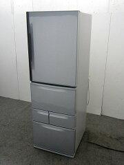 東芝冷蔵庫GR-43ZX427Lシルバー2011年製【中古冷蔵庫】【一人暮らし】【冷蔵庫】【◆L◆】【中古】【おすすめ】【USED】