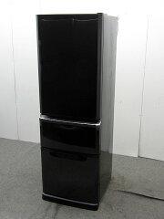 三菱冷凍冷蔵庫MR-C37W-Bブラック370L2013年製【中古冷蔵庫】【一人暮らし】【冷蔵庫】【◆L◆】【中古】【おすすめ】【USED】