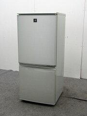 シャーププラズマクラスター冷凍冷蔵庫SJ-PD14T-N137Lシャンパンゴールド2011年製【中古冷蔵庫】【一人暮らし】【冷蔵庫】【◆S◆】【中古】【おすすめ】【USED】【あす楽】