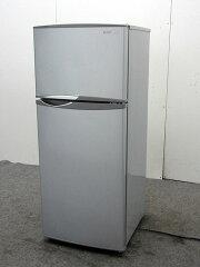 シャープ冷凍冷蔵庫SJ-H12W-S118Lシルバー2013年製【中古冷蔵庫】【一人暮らし】【冷蔵庫】【◆S◆】【中古】【おすすめ】【USED】【あす楽】【送料無料】